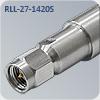S-M117M свч разъем sma по кабель RLL-27-1420S