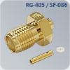 S-F115Q sma разъем под rg-405 и sf-086