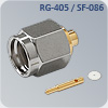 S-M115Q вч разъем sma для кабеля rg-405 и sf-086